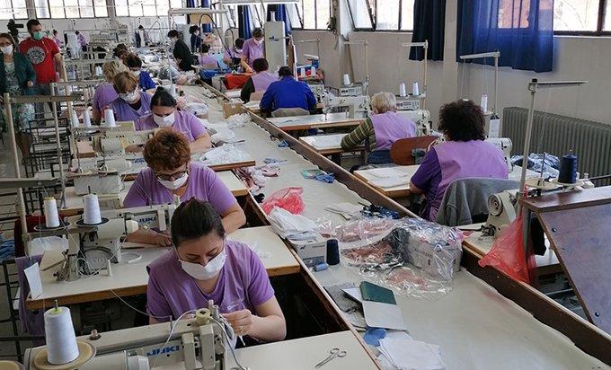 Nekad tekstilni gigant – danas moderna kompanija